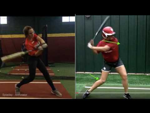 Softball Camp Video Example