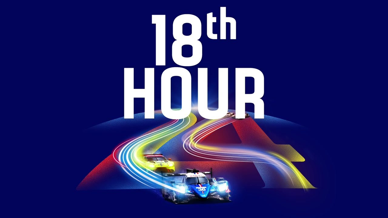 REPLAY 2020 24 Hours of Le Mans - Hour 18