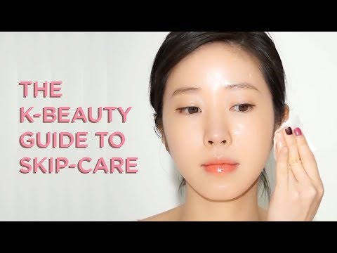 The K-Beauty Guide To Skip-Care Trend | GLOW RECIPE