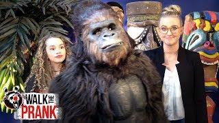 Gorilla vs. Banana | Walk the Prank | Disney XD