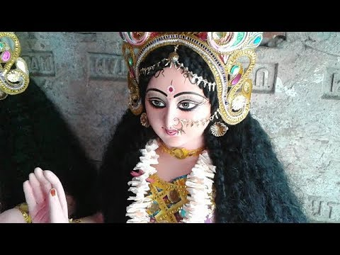 Download Kojagori Lakshmi Puja (2017)   Laxmi / Lakshmi Idol at Kumartuli, Kolkata