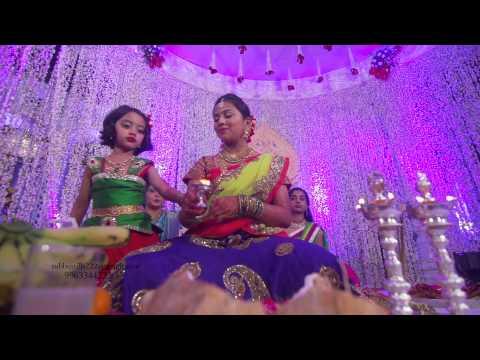 Mahathi saree Ceremony Song