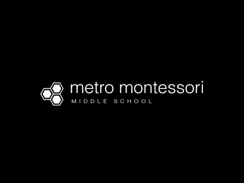 2016 Childpeace Montessori School Metro Montessori Middle School Graduation