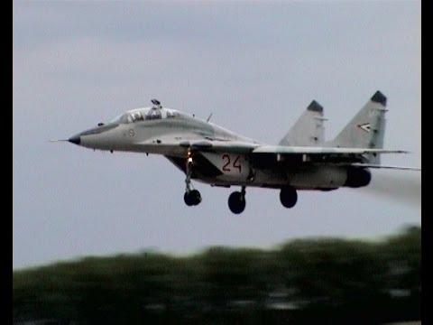 MH 59. Szentgyörgyi Dezső Repülőbázis 50. évfordulója 2001