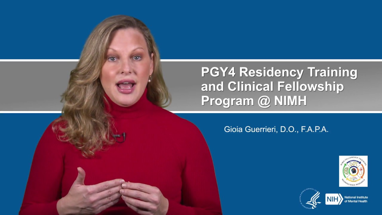 NIMH » Fellowships and Training Programs