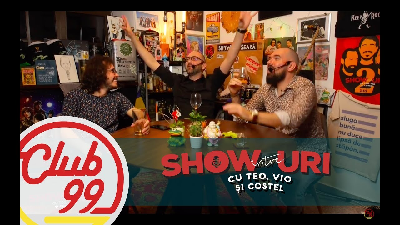 Podcast #250   Fascinant   Între showuri cu Teo Vio și Costel