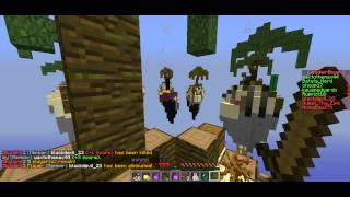 Minecraft | Sky Wars vaya ostia xD