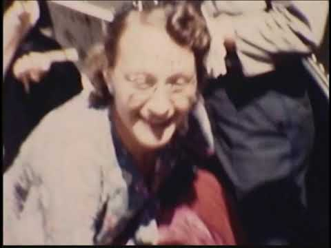 Lake George, NY: Late 1940's / Early 1950's - 8MM Film by DC Merrick