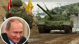 RUSSIA AND CHINA PERPARING FOR WW3 LAUNCHES THE BIGGEST MILITARY WAR GAME EXERCISE IN 40 YEARS PT1