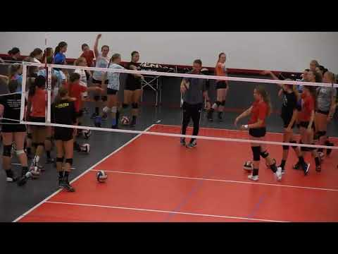 Volleyball Attacking with Tom Hogan