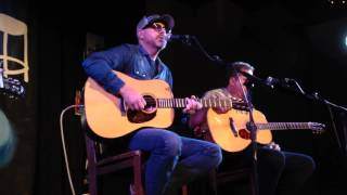Jon Randall performs at Nashville Lights