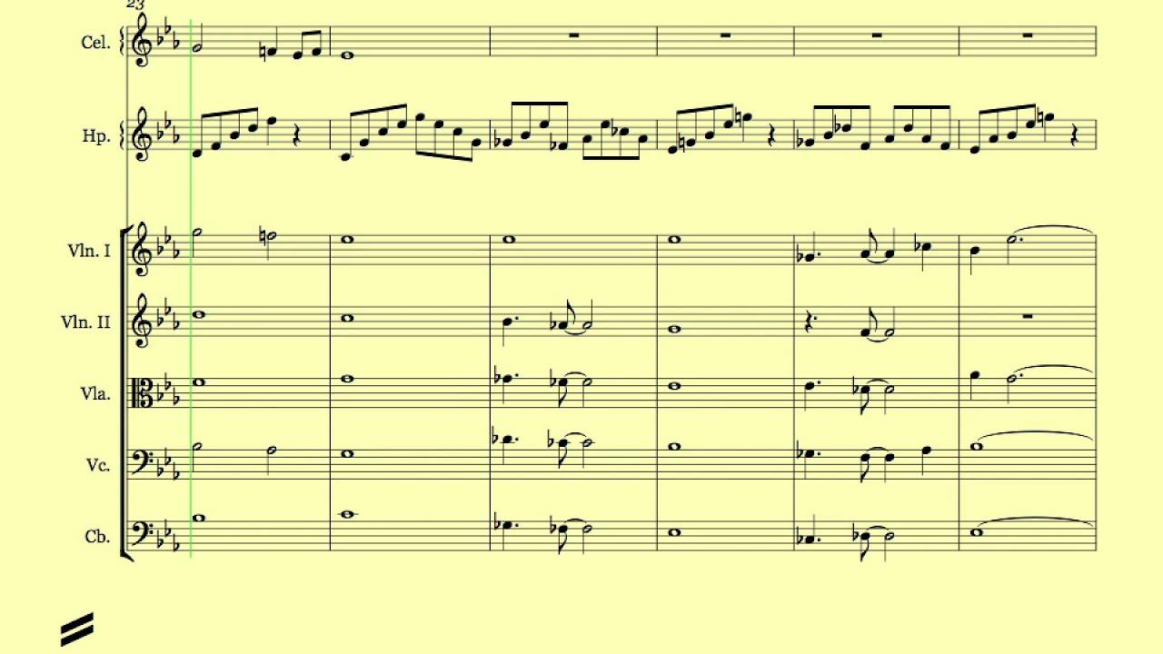 Тема музыка с транскрипцией на английском языке