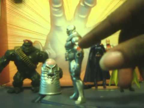 DC Universe Infinite Heroes Crisis Exclusive Action Figure 6-Pack Mallah's Revenge