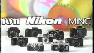 松坂屋カメラ店 1989年.