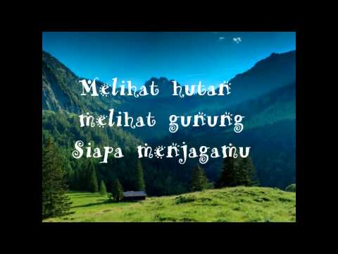 Opick ~ Taffakur with Lyrics