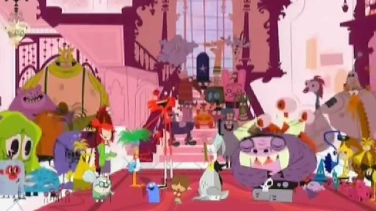 When Was Foster S Home For Imaginary Friends Made