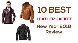 10 Best Faux Leather Jacket Reviews in 2018 | Must Watch