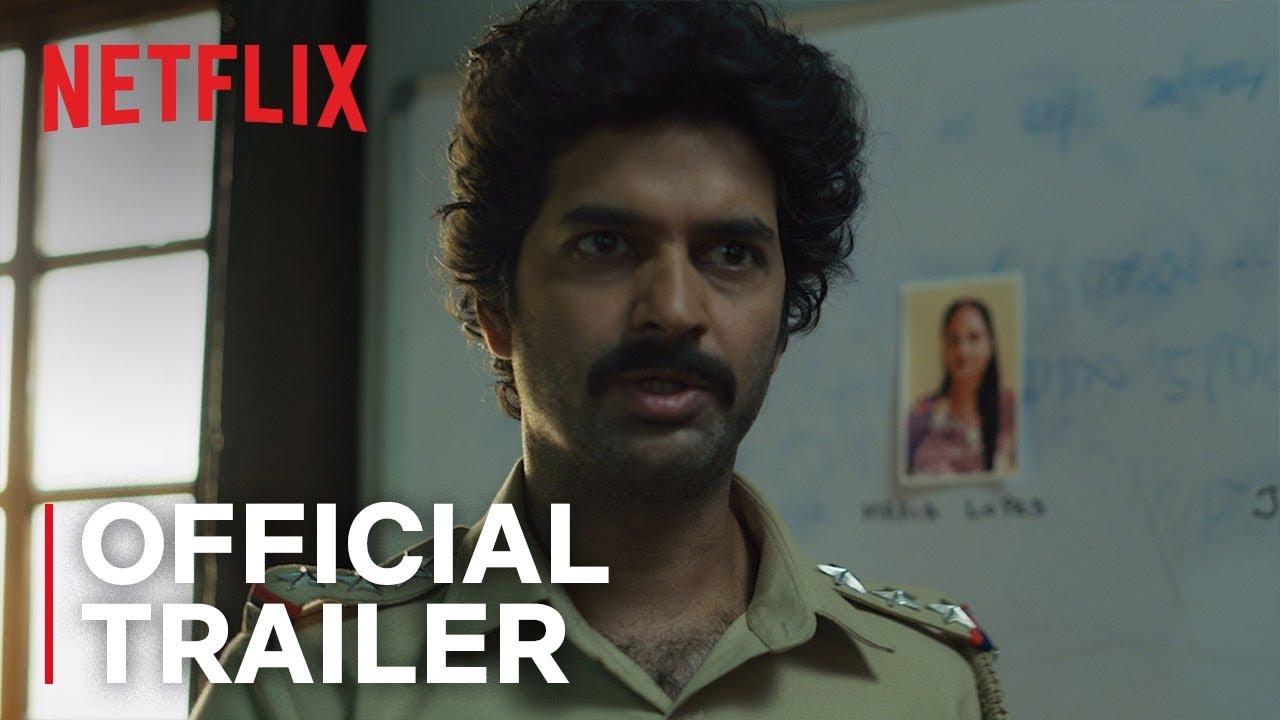 Typewriter | Official Trailer | Netflix