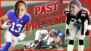 DEION SANDERS VS ODELL BECKHAM JR.? WHO'S BETTER? - User Skills Challenge Ep.9 thumbnail