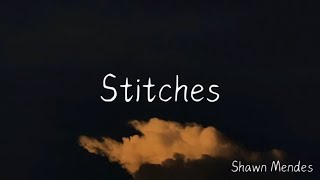 Shawn Mendes - Stitches ft.Conor Maynard【中英lyrics】 【You watch me bleed until I can't breathe】