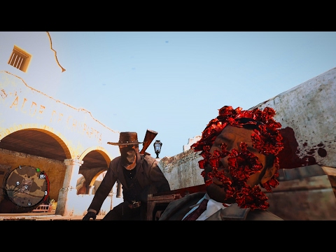 Red Dead Redemption: Brutal Kill Compilation Vol.19 (1080p/Xbox One)