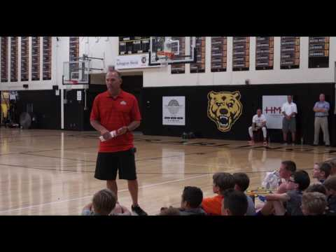 Next Basketball Foundation Speaker: Coach Greg Beals (6.16.16)- Be In The Moment!