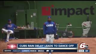 Dance Off!! Cubs versus Brewers