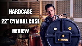 Hardcase Cymbal Case Review (HN9CYM22)