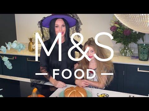 Amanda Holden's October Favourites   M&S FOOD
