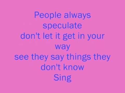 Alicia Keys wait till you see my smile lyrics