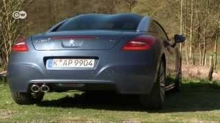 Sport-Coupé Peugeot RCZ im Test   Motor mobil