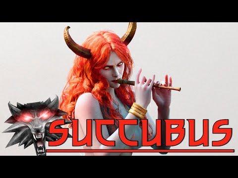 SUCCUBUS, O DEMÔNIO DO PRAZER +18 - Witcher Lore & Mitologia thumbnail
