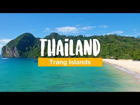 Amazing Thailand: Trang's paradise islands (GoPro Hero3)