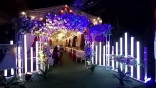 Rạp cưới Việt Trì - Trang trí rạp cưới tại Việt Trì Phú Thọ
