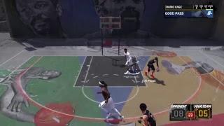 NBA 2k18  BEST STRECH JUMPER EVER +PARK GAMEPLAY SUB UP!!!