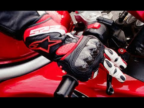 HOW TO BRAKE ON A MOTORCYCLE!