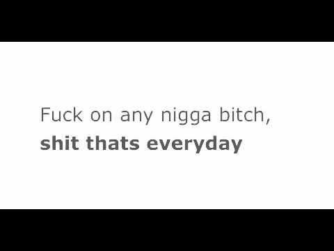 Chief Keef - Everyday Lyrics