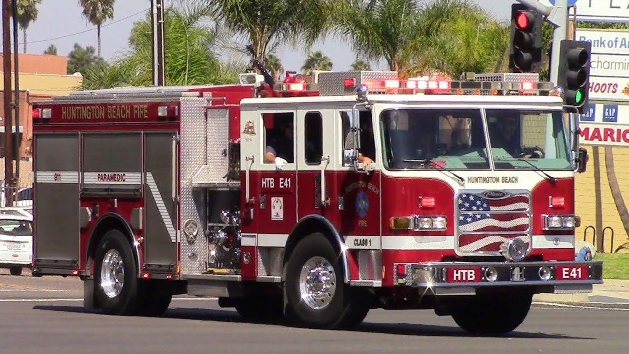 Huntington Beach Fire Pits Hours