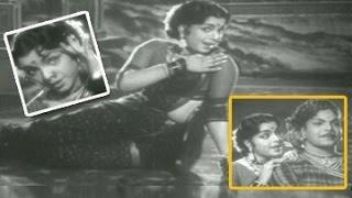 Aradhana Movie Songs | Emantav Emantavoye Bava | L Vijayalakshmi | ANR | Savitri | Girija