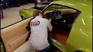 1970 Camaro Interior Overhaul - MuscleCar - S6, E10