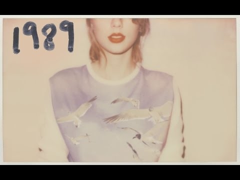 TAYLOR SWIFT - 1989 - REVIEW! DAY #575