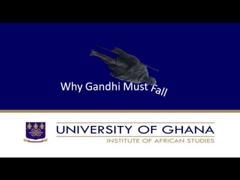 Dr. Obadele Kambon: Why Gandhi Must Fall [Complete]
