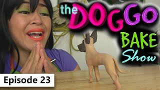 A DOG SCULPTING SHOW - Great Dane - Eps. 23 - Easy Polymer Clay  - Joan Cabarrus