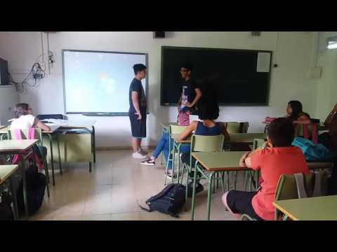 """GEP SOCIAL SCIENCES -Travel Agency Project- """"role play"""" 3r. ESO C"""