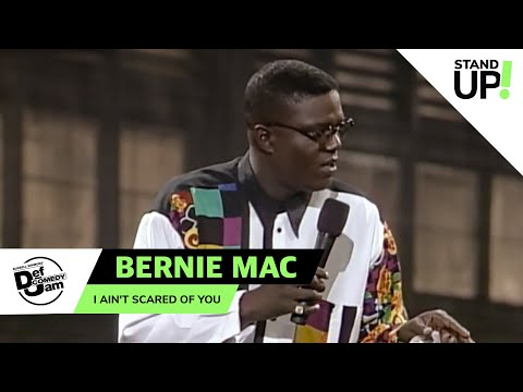 Bernie Mac Isn't Scared Of You!   Def Comedy Jam   Laugh Out Loud Network