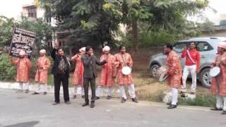 राया की मशहूर  हाजी अब्दुल्ला शहनाई पार्टी ।मास्टर शकिल बाबू राया (मथुरा)content. no.9897272086