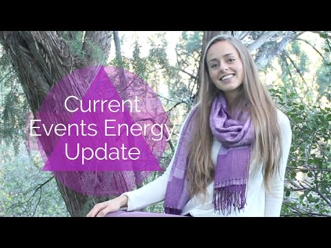 Current Events ET Energy Update - US Presidential Election & Standing Rock - Bridget