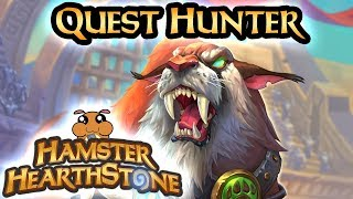 [ Hearthstone S57 ] Quest Hunter - Rastakhan