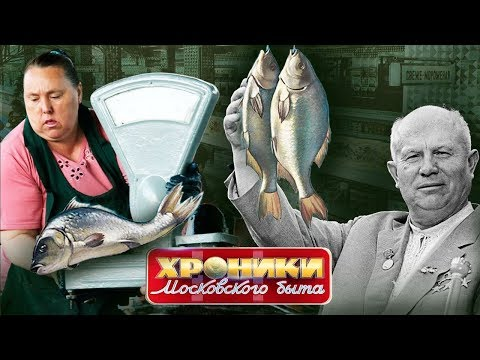 Смотреть Рыбный день. Страшная тайна минтая. Хроники московского быта   Центральное телевидение онлайн
