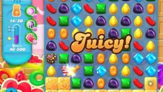 Candy Crush Soda Saga Level 743 - NO BOOSTERS